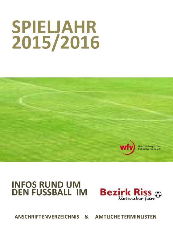 Deckblatt Bezirksheft